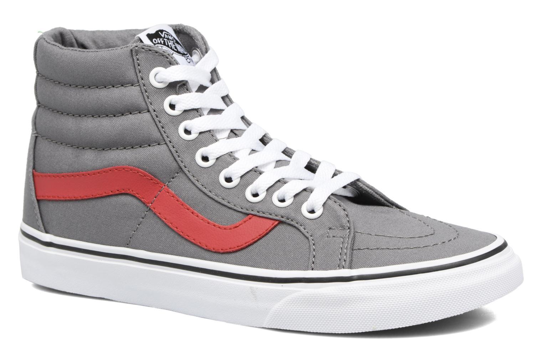 Sneakers Vans Sk8-Hi Reissue W Grijs detail