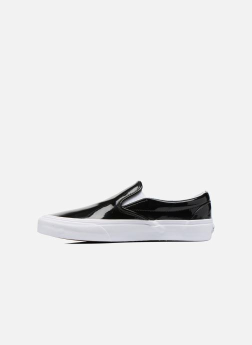 Trainers Vans Classic Slip-On W Black front view