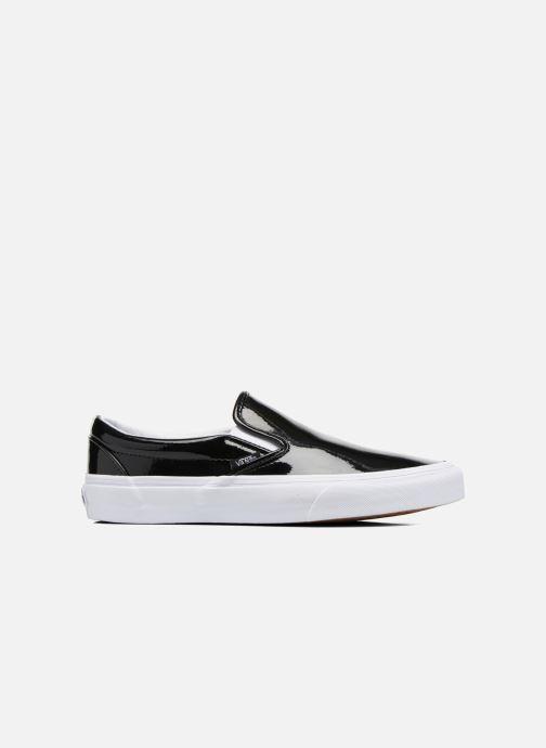 Sneakers Vans Classic Slip-On W Nero immagine posteriore