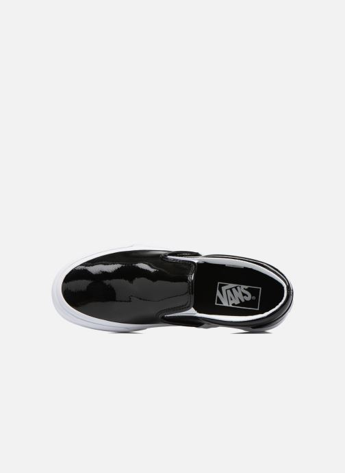 Baskets Vans Classic Slip-On W Noir vue gauche