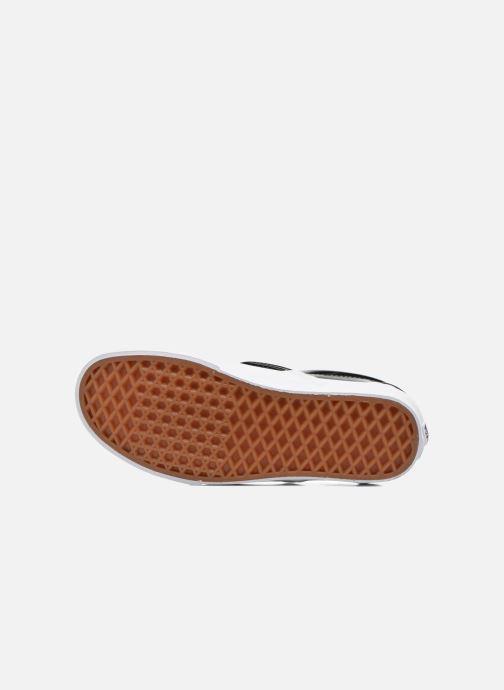 Sneakers Vans Classic Slip-On W Nero immagine dall'alto