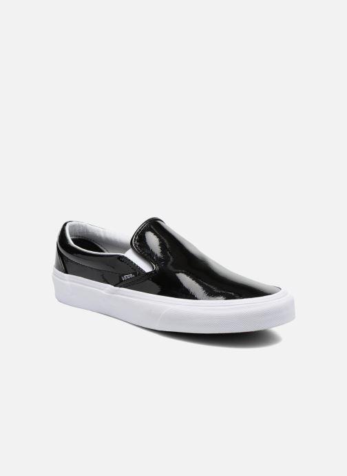 8af6e2f0882 Vans Classic Slip-On W (Black) - Trainers chez Sarenza (249050)