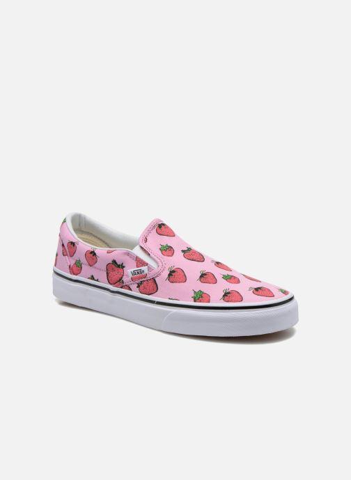 Vans Classic Slip On W (Multicolor) Sneakers chez Sarenza