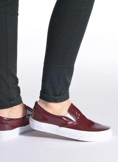 Vans Classic Slip-On W (Rosso) - scarpe scarpe scarpe da ginnastica chez | Ammenda Di Lavorazione  197478