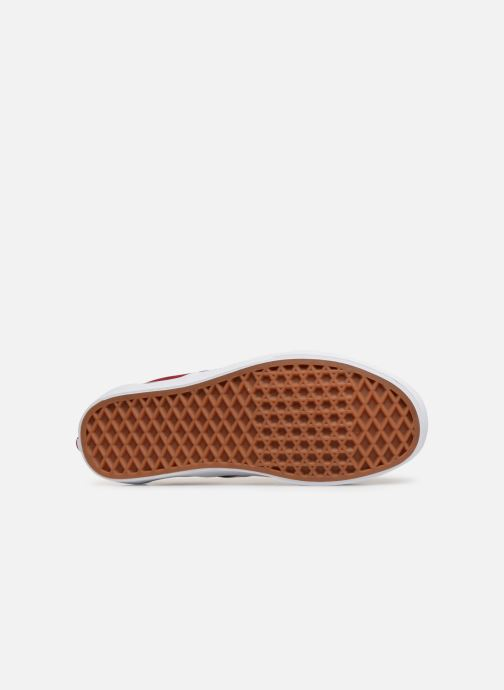 Sneakers Vans Classic Slip-On W Rood boven