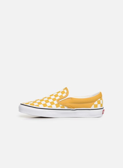 Trainers Vans Classic Slip-On W Yellow front view