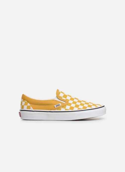Vans Classic Slip-On W (Jaune) - Baskets chez Sarenza (358935)