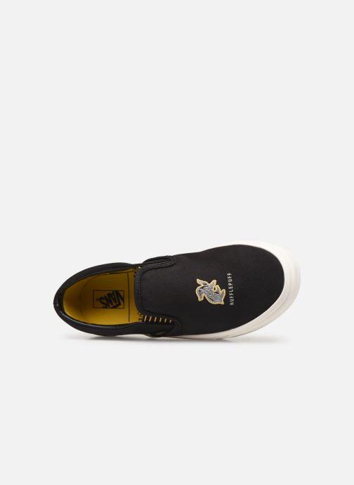 Sneakers Vans Classic Slip-On W Zwart links