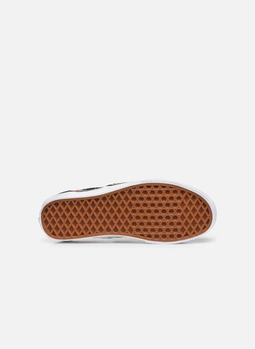 Baskets Vans Classic Slip-On W Noir vue haut