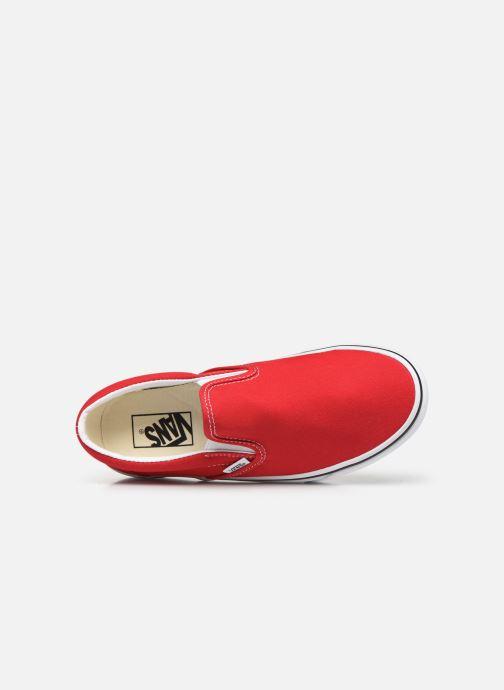 Sneakers Vans Classic Slip-On W Rood links