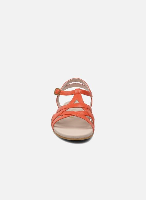 Sandals Unisa LUPI CP Pink model view