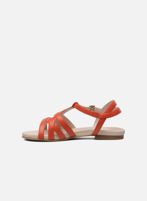 Sandals Unisa LUPI CP Pink front view