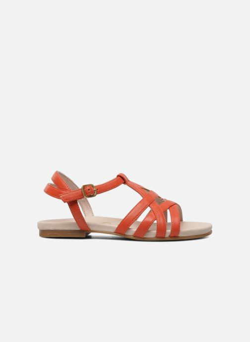 Sandals Unisa LUPI CP Pink back view