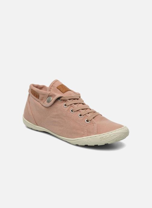 Sneakers P-L-D-M By Palladium Gaetane Twl Roze detail