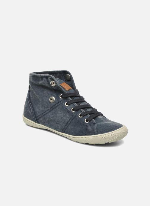 Sneakers P-L-D-M By Palladium Gaetane Twl Azzurro immagine 3/4