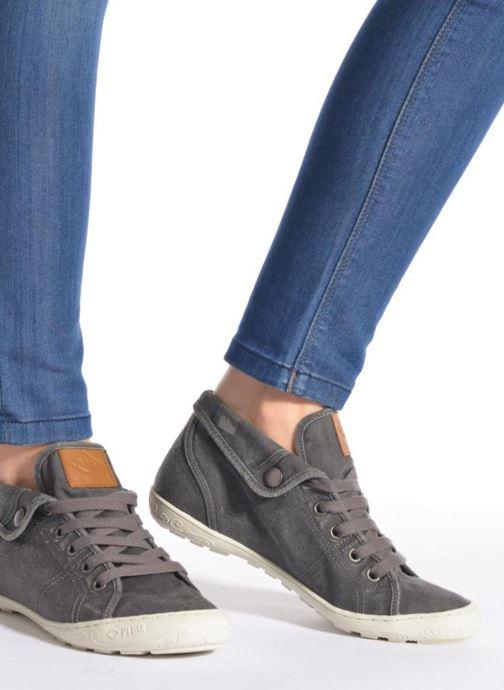Sneakers P-L-D-M By Palladium Gaetane Twl Azzurro immagine dal basso
