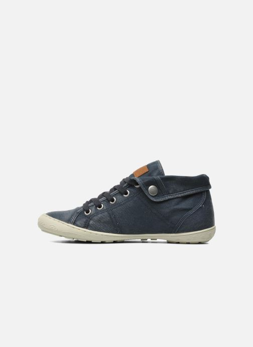 Sneakers P-L-D-M By Palladium Gaetane Twl Azzurro immagine frontale