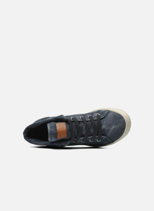 Sneakers P-L-D-M By Palladium Gaetane Twl Azzurro immagine sinistra