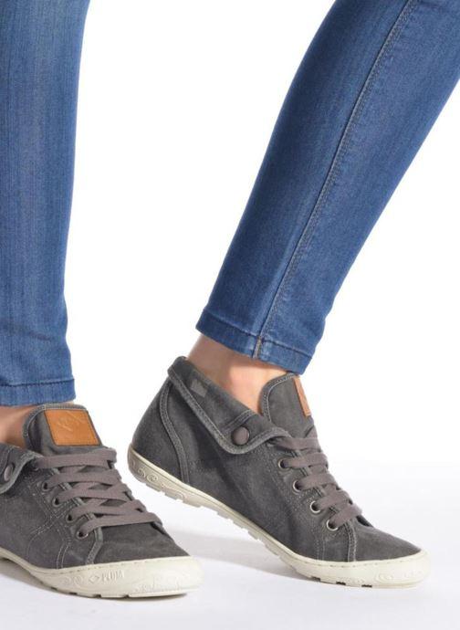 Sneakers P-L-D-M By Palladium Gaetane Twl Bianco immagine dal basso