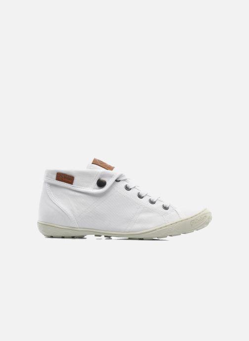 Sneakers P-L-D-M By Palladium Gaetane Twl Wit achterkant