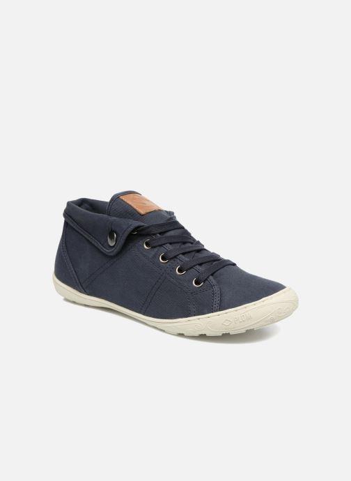 Sneakers P-L-D-M By Palladium Gaetane Twl Blauw detail