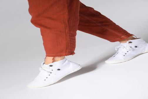 Sneakers P-L-D-M By Palladium Gaetane Twl Wit onder