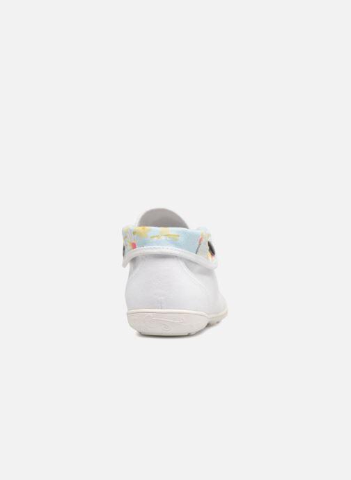 Sneaker P-L-D-M By Palladium Gaetane Twl weiß ansicht von rechts