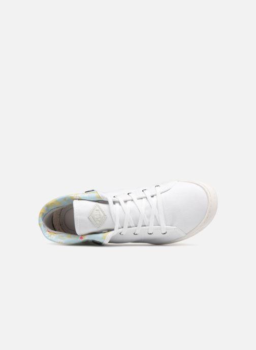 Sneaker P-L-D-M By Palladium Gaetane Twl weiß ansicht von links