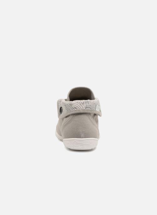 Sneakers P-L-D-M By Palladium Gaetane Twl Grigio immagine destra