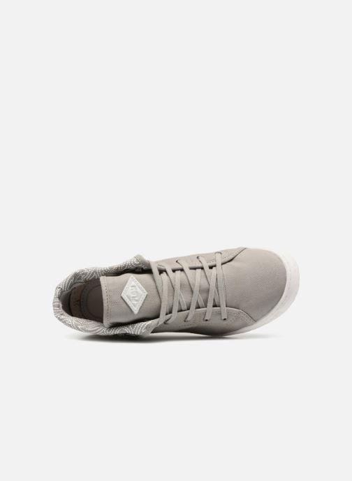 Sneakers P-L-D-M By Palladium Gaetane Twl Grigio immagine sinistra
