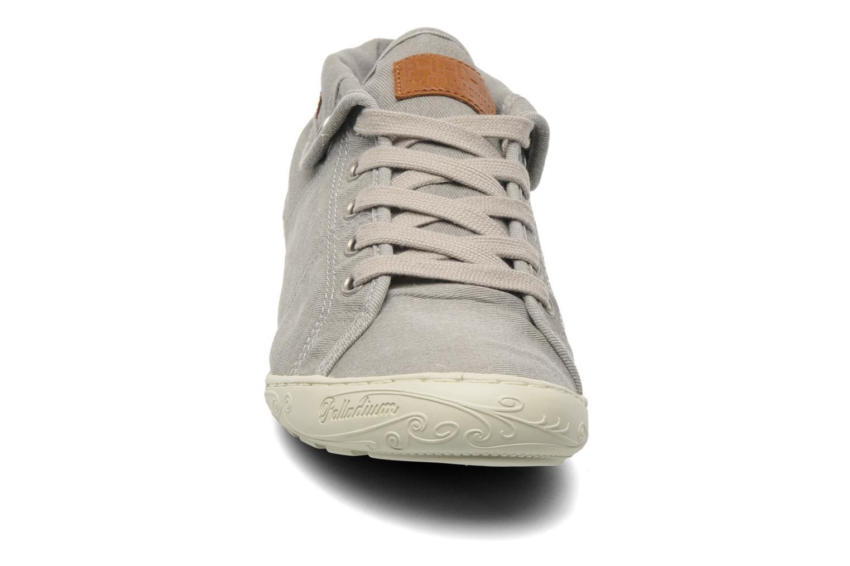Baskets P-L-D-M By Palladium Gaetane Twl Gris vue portées chaussures