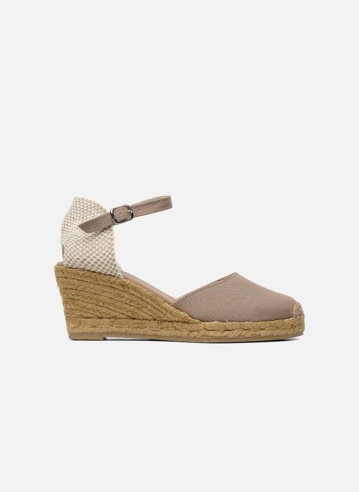 Sandals Georgia Rose Ipona Beige back view