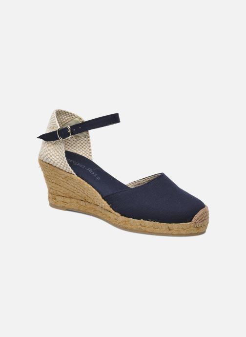 Sandales et nu-pieds Georgia Rose Ipona Bleu vue détail/paire