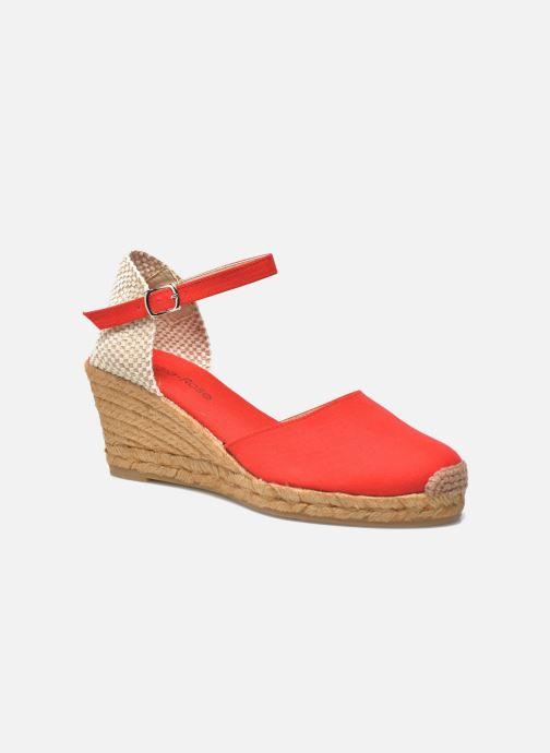 Sandali e scarpe aperte Georgia Rose Ipona Rosso vedi dettaglio/paio