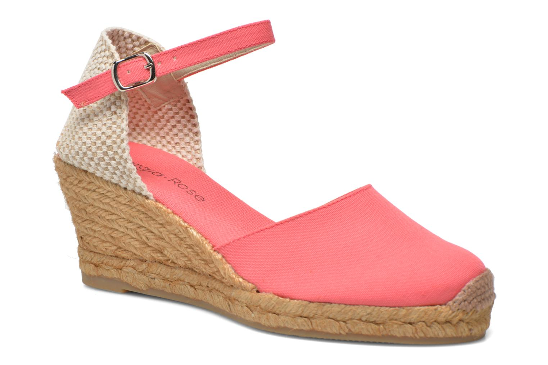 Sandales et nu-pieds Georgia Rose Ipona Rose vue détail/paire