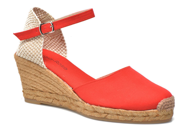 Sandalen Georgia Rose Ipona rot detaillierte ansicht/modell