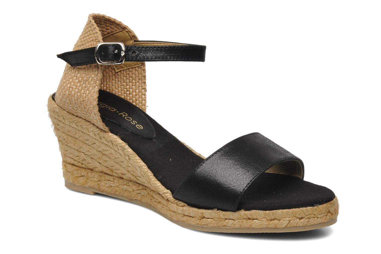 Nuevo zapatos Georgia Rose Más Ifoni (Negro) - Sandalias en Más Rose cómodo c5c4b1
