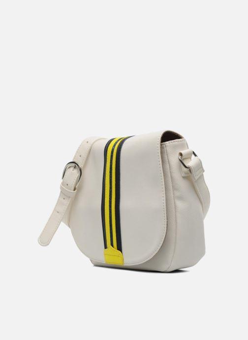 Handtaschen Georgia Rose Lenny weiß schuhe getragen