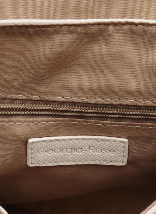 Handtassen Georgia Rose Lenny Wit achterkant