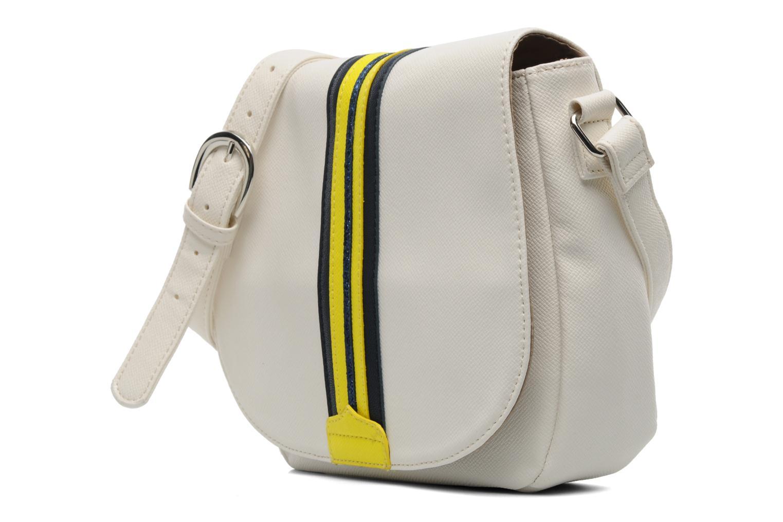 Handbags Georgia Rose Lenny White model view
