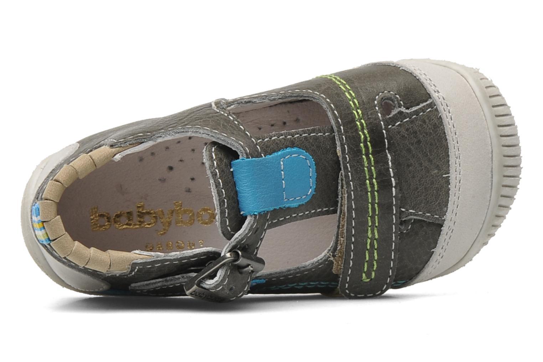 Bottines et boots Babybotte PAVEL Gris vue gauche