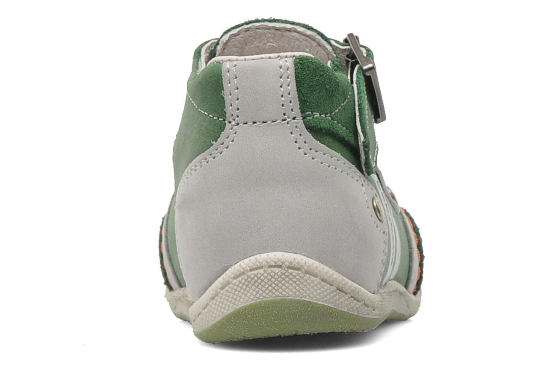 Sandales et nu-pieds Babybotte PANPI Vert vue droite