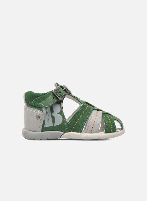 Sandalen Babybotte GIOVANI grün ansicht von hinten
