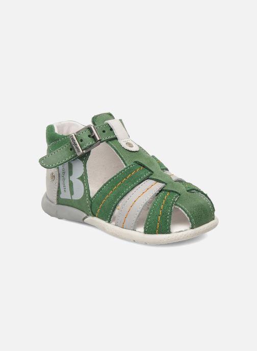 Sandalen Babybotte GIOVANI grün detaillierte ansicht/modell