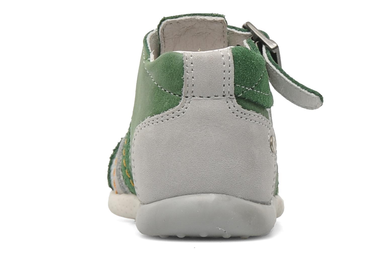 Sandales et nu-pieds Babybotte GIOVANI Vert vue droite