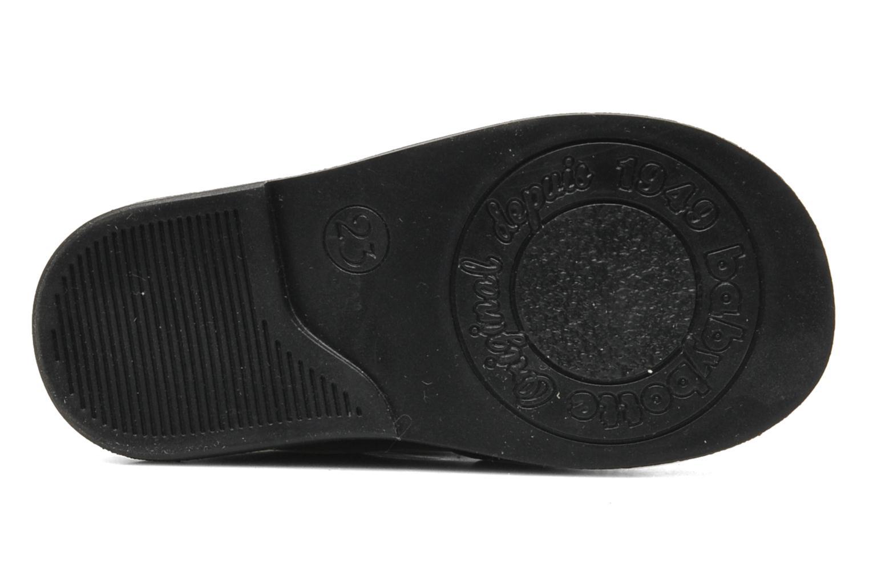 Stiefeletten & Boots Babybotte Auriginal1 schwarz ansicht von oben