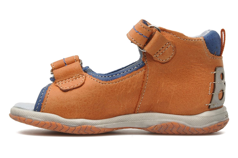 Sandals Babybotte TITOUAN Orange front view