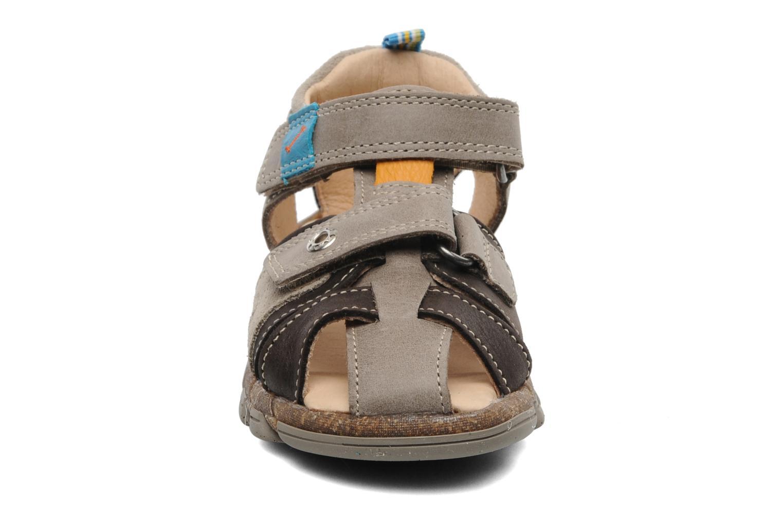 Sandales et nu-pieds Babybotte KOALA Beige vue portées chaussures