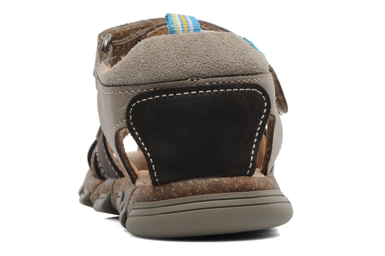 Sandales et nu-pieds Babybotte KOALA Beige vue droite