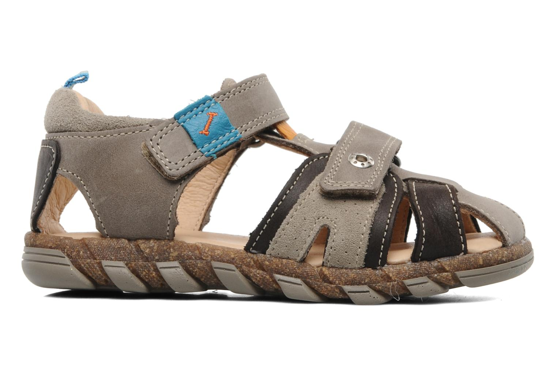Sandales et nu-pieds Babybotte KOALA Beige vue derrière